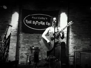 Singer/Songwriter Casey Dinkin performs at the legendary Bitter End for the first time 11-13-11
